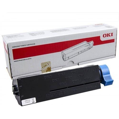 Заправка картриджей OKI для принтера C3100 / C3200 - black