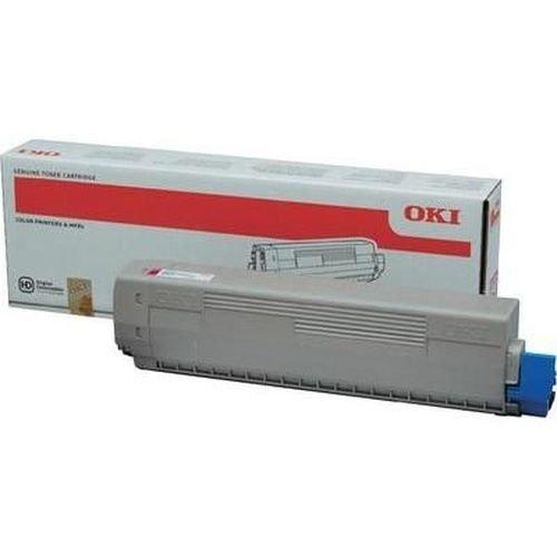 Заправка картриджей OKI для принтера C3300 / C3400 / C3450 / C3500 / C3520 / C3530 / C3600 / C3540 / MC350 / MC360 - magenta