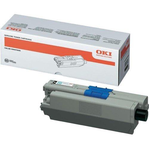 Заправка картриджей OKI для принтера c510 / c530 / c531 / mc560 - black