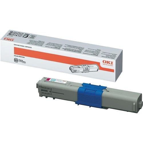 Заправка картриджей OKI для принтера c510 / c530 / c531 / mc560 - magenta