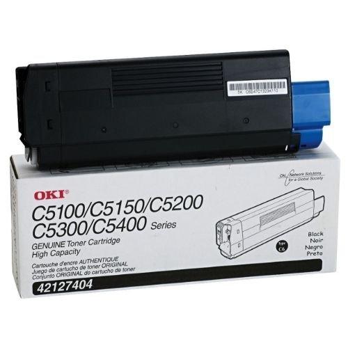 Заправка картриджей OKI для принтера C5100 / C5200 / C5300 / C5400 - black