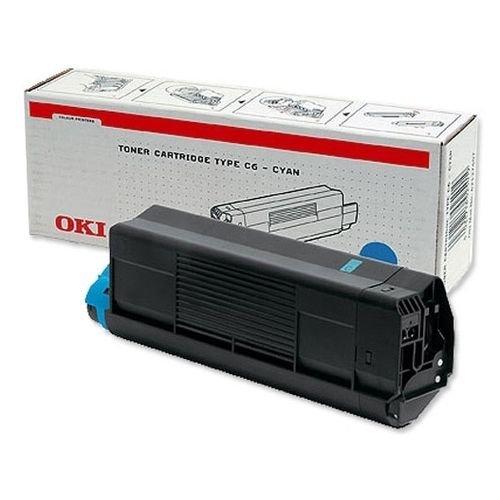 Заправка картриджей OKI для принтера OKI C5100 / C5200 / C5300 / C5400 - cyan