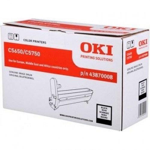 Заправка картриджей OKI для принтера OKI C5650 / C5750 - black