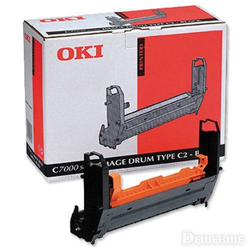 Заправка картриджей OKI для принтера OKI C7100 / C7200 / C7300 / C7350 / C7400 / C7500 - black