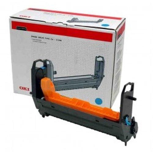 Заправка картриджей OKI для принтера OKI C7100 / C7200 / C7300 / C7350 / C7400 / C7500 - cyan