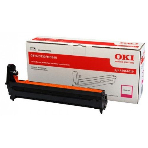Заправка картриджей OKI для принтера OKI C810 / C830 - magenta