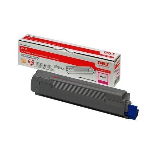 Заправка картриджей OKI для принтера OKI C8600 / C8800 - magenta