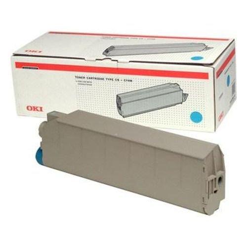 Заправка картриджей OKI для принтера OKI C9200 / C9400 / C9300 / C9500 - cyan