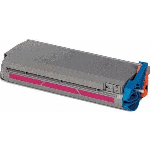 Заправка картриджей OKI для принтера OKI C9200 / C9400 / C9300 / C9500 - magenta