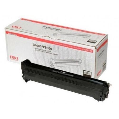 Заправка картриджей OKI для принтера OKI C9600 / C9800 - black