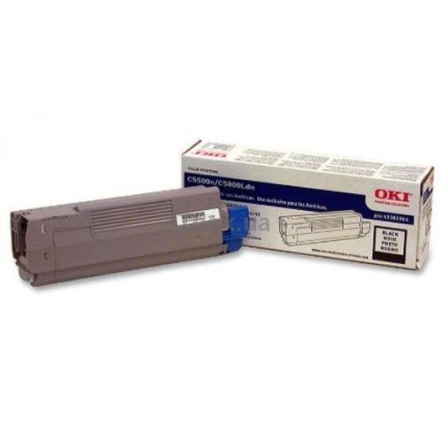 Заправка картриджей OKI для принтера c301 / c321/ mc332 / mc342 - black