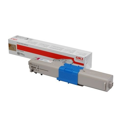 Заправка картриджей OKI для принтера c301 / c321/ mc332 / mc342 - cyan