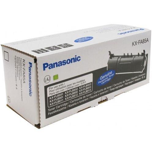 Заправка картриджа Panasonic KX-FA85A для принтера KX-FLB813 / KX-FLB853 / KX-FLB883