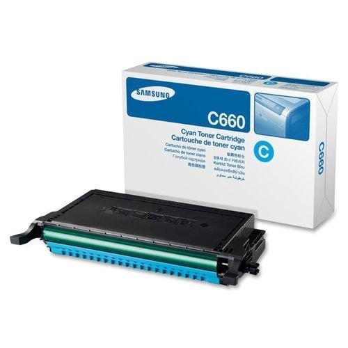 Заправка картриджа SAMSUNG CLP-660A (cyan) для принтеров CLP-610ND / CLP-660N / CLP-660ND / CLX-6200FX / CLX-6200ND / CLX-6210FX / CLX-6240FX