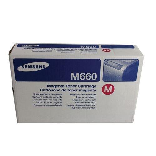 Заправка картриджа SAMSUNG CLP-660A (magenta) для принтера CLP-610ND / CLP-660N / CLP-660ND / CLX-6200FX / CLX-6200ND / CLX-6210FX / CLX-6240FX