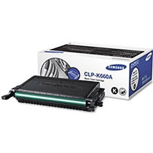 Заправка картриджа SAMSUNG CLP-660A (black) для принтера CLP-610ND / CLP-660N / CLP-660ND / CLX-6200FX / CLX-6200ND / CLX-6210FX / CLX-6240FX
