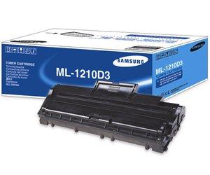 Заправка картриджа SAMSUNG ML-1210D3 для принтера ML-1010 / ML-1020M / ML-1210 / ML-1220 / ML-1250 / ML-1430