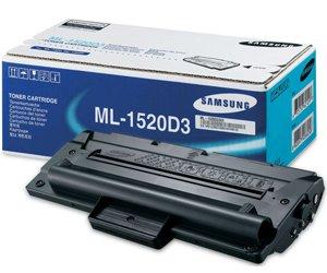 Заправка картриджей SAMSUNG ML-1520D3 для принтера ML-1520P
