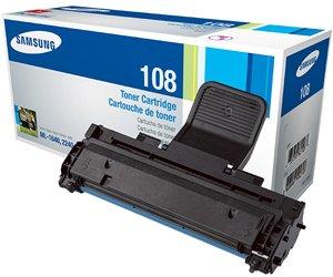 Заправка картриджа SAMSUNG MLT-D108S для принтера ML-1640 / ML-1641 / ML-2240 / ML-2241