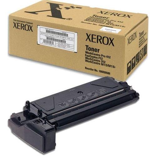 Заправка картриджа XEROX 106R00586 для принтера PHASER 3200MFP