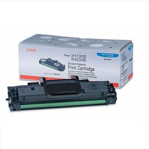 Заправка картриджа XEROX 106R01159 для принтера PHASER 3117 / 3122 / 3124 / 3125