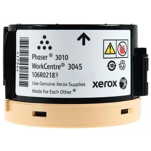 Заправка картриджа XEROX PHASER 3010/ 3040/ WC3045