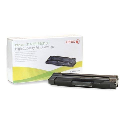 Заправка картриджа XEROX 108R00909 для принтера PHASER 3140 / 3155 / 3160