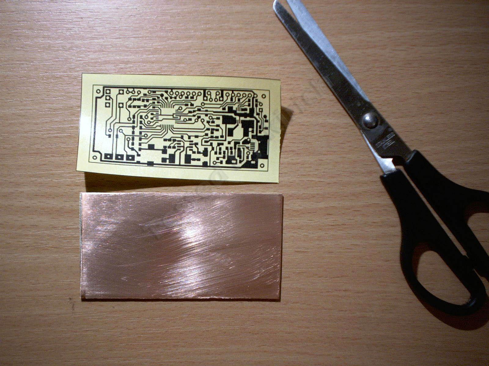 Создание печатных плат и схем