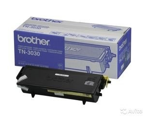 Картридж Brother TN-3030 / 3060 Black