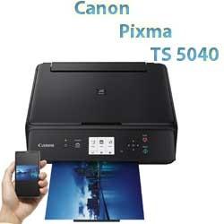 Новая линейка принтеров Canon Pixma TS 5040