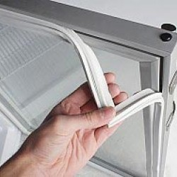 Замена уплотнительной резинки в холодильнике
