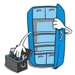 Утечка фреона в холодильниках