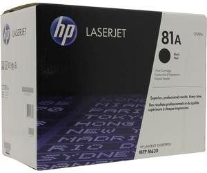 Картридж HP CF281A (81a)
