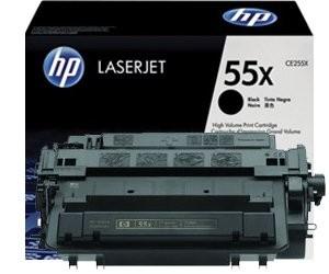 Картридж HP CE255X (55X)