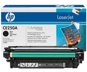 Картридж HP CE250A (504A)