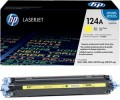 Заправка картриджа Q6002A (124A) yellow для принтера HP COLOR LASERJET 1600/ 2600/ 2605 SERIES, CLJ CM1015/ CM1017