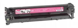 Заправка картриджа CB543A (125A) magenta для принтера HP CLJ CP1215/ 1515/ 1518/ CM1312