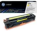 Заправка картриджа CF212A (131A) для принтера yellow hp LaserJet Pro 200 / COLOR LJ M276/ M251