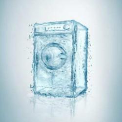Собирается вода в стиральной машине